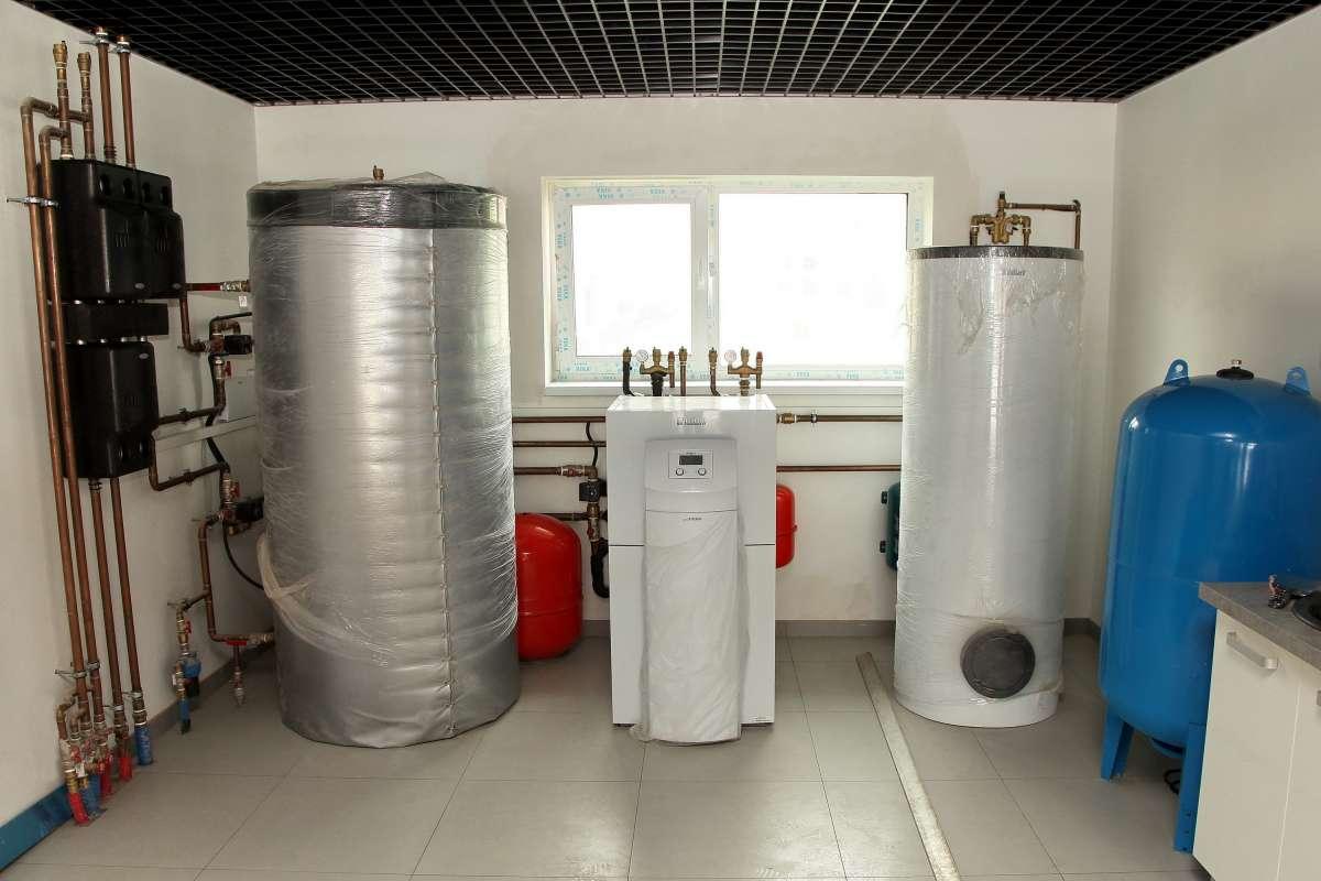 Тепловой насос своими руками: система для отопления дома 21