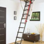 Чердачная лестница оман факро Хмельницкий